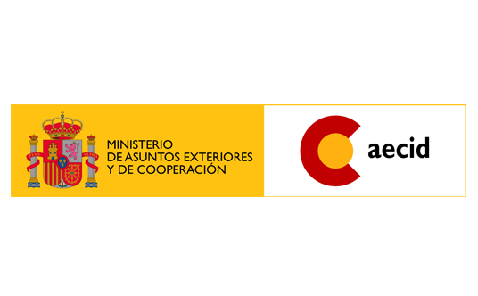 logo aecid